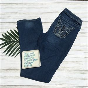Apt 9 Bootcut Jeans Bling Size 6
